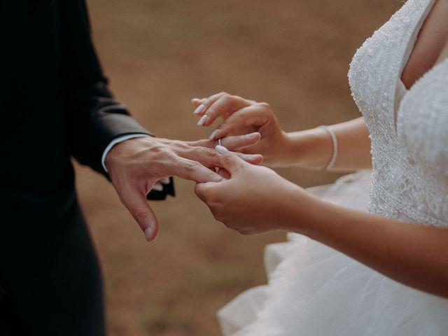 Il matrimonio di Alessandro e Alice a Sutri, Viterbo 19