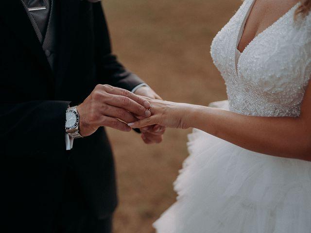 Il matrimonio di Alessandro e Alice a Sutri, Viterbo 20