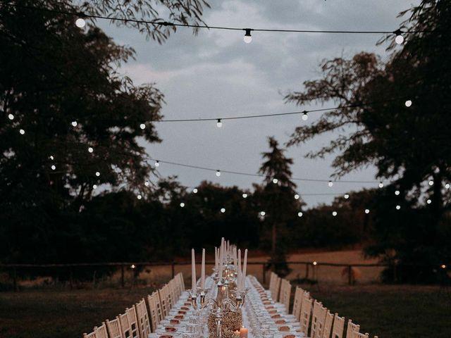 Il matrimonio di Alessandro e Alice a Sutri, Viterbo 21