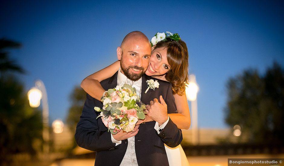 Il matrimonio di Angelo e Irene a Casteltermini, Agrigento