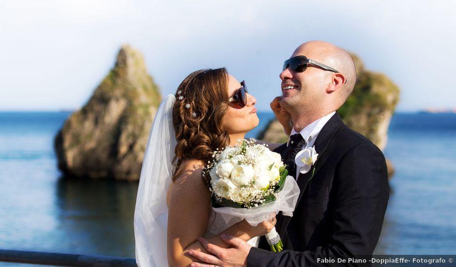Il matrimonio di Uriele e Claudia a Vietri sul Mare, Salerno