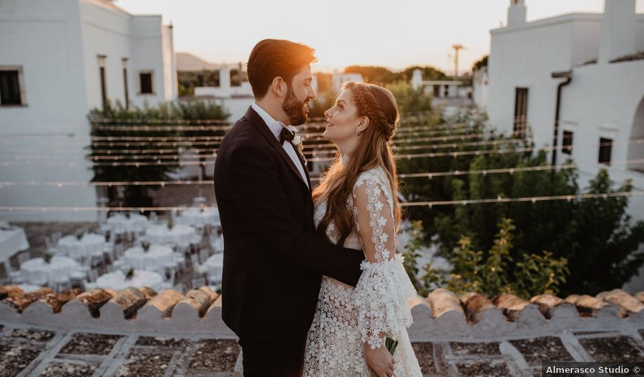 Il matrimonio di Giuseppe e Marilù a Ostuni, Brindisi