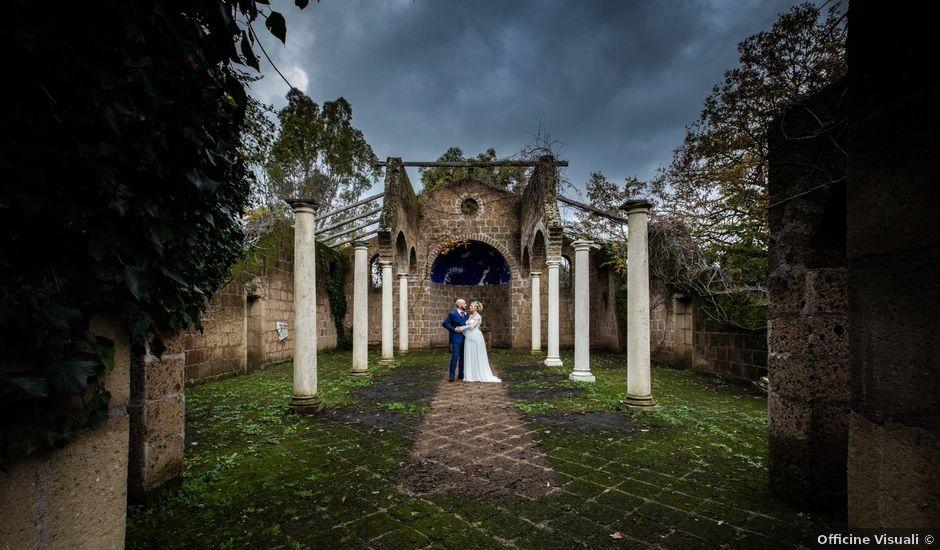 Il matrimonio di Fabio e Alessandra a Pomezia, Roma