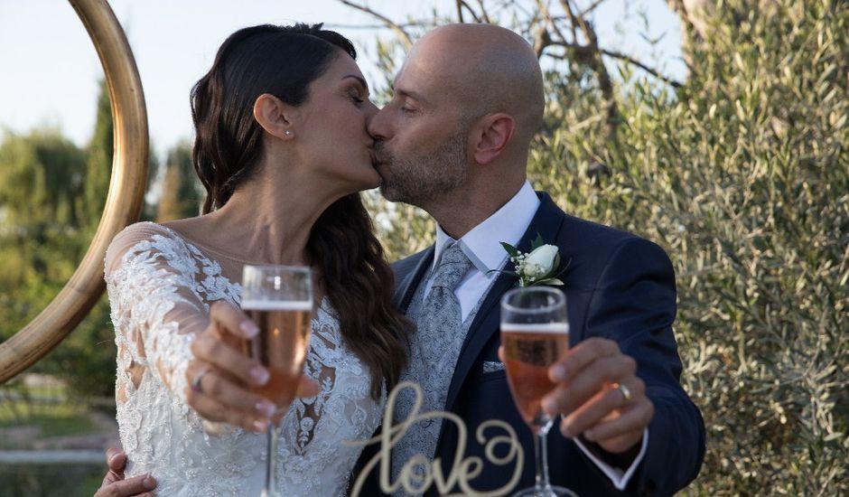 Il matrimonio di Emanuele e Daniela a Roma, Roma