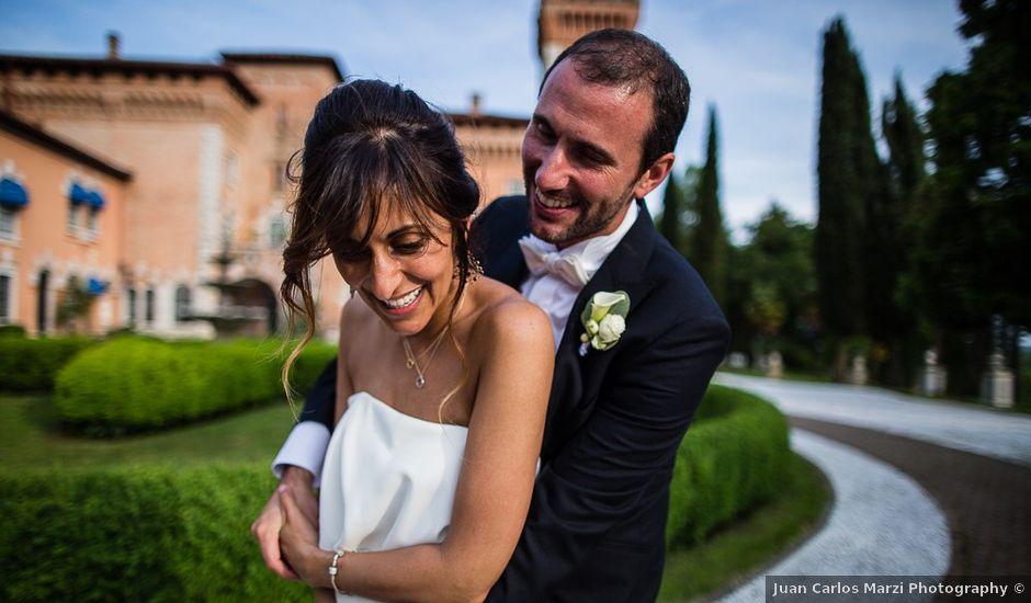 Il matrimonio di Giandomenico e Katy a Capriva del Friuli, Gorizia
