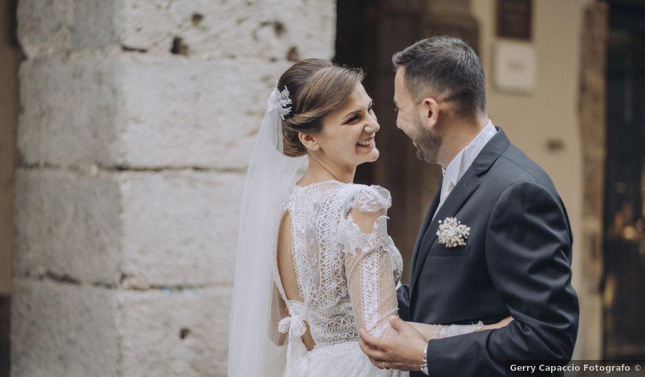 Il matrimonio di Alfonso e Anna a Salerno, Salerno
