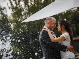 Le nozze di Jingyi Li e Armando