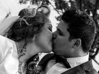 Le nozze di  Ingrid e Davide 1
