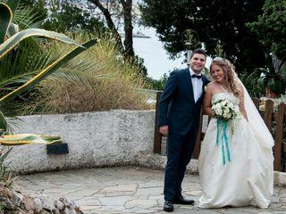 Le nozze di  Ingrid e Davide