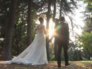 Le nozze di Elisa e Dario 1