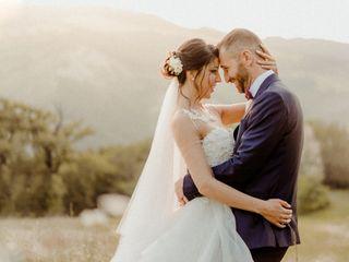 le nozze di Sara e Emanuele 1
