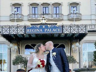 Le nozze di Francesca e Remo 2