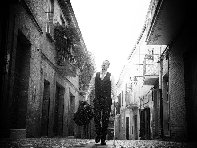 Il matrimonio di Pasquale e Tiziana a Lucera, Foggia 4