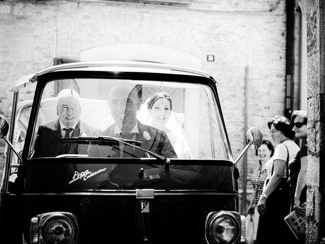 Il matrimonio di Pasquale e Tiziana a Lucera, Foggia 13