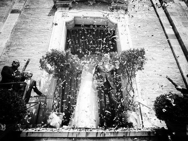 Il matrimonio di Pasquale e Tiziana a Lucera, Foggia 17