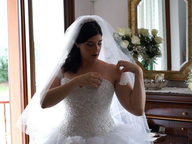 Il matrimonio di Antonino e Elena a Petriano, Pesaro - Urbino 16