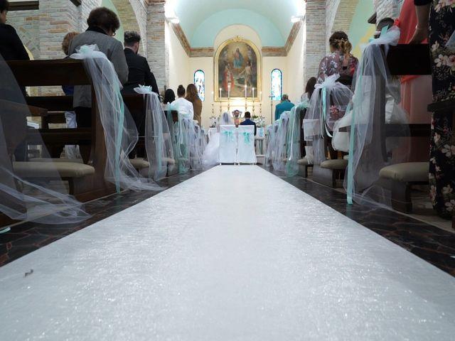 Il matrimonio di Antonino e Elena a Petriano, Pesaro - Urbino 23