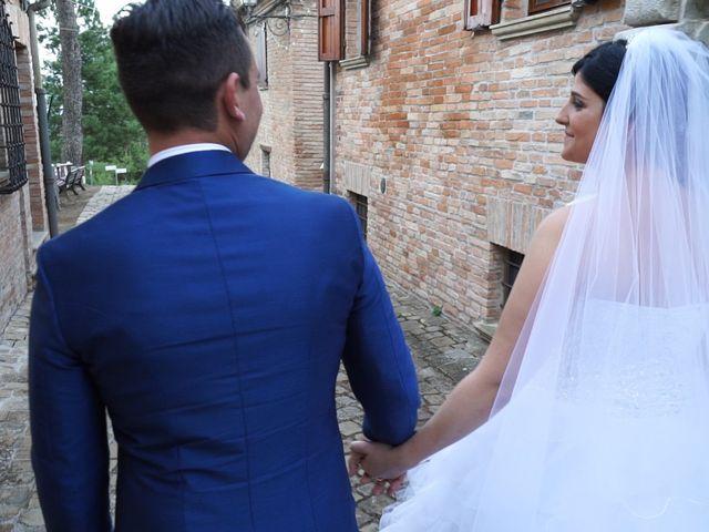 Il matrimonio di Antonino e Elena a Petriano, Pesaro - Urbino 25