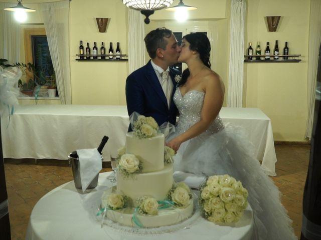 Il matrimonio di Antonino e Elena a Petriano, Pesaro - Urbino 31