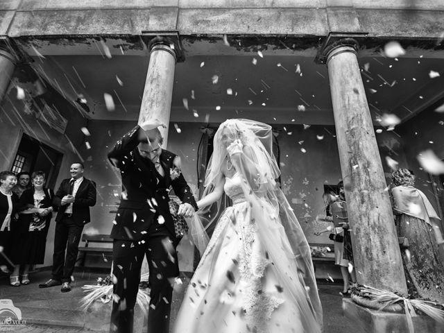 Il matrimonio di Alessandro e Monica a Masone, Genova 8