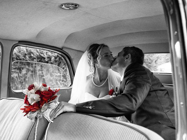 Il matrimonio di Alessandro e Monica a Masone, Genova 1