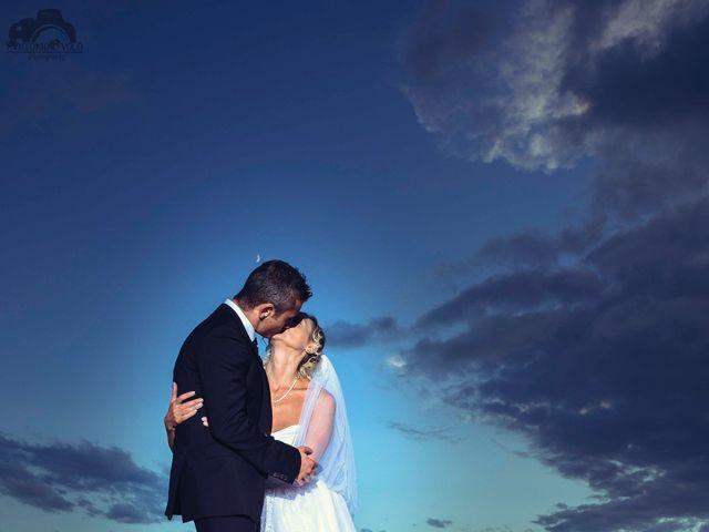 Il matrimonio di Alessandro e Monica a Masone, Genova 11