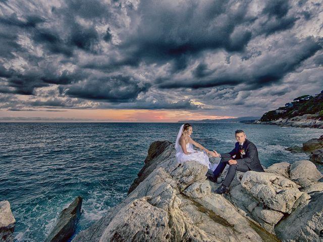 Il matrimonio di Alessandro e Monica a Masone, Genova 13
