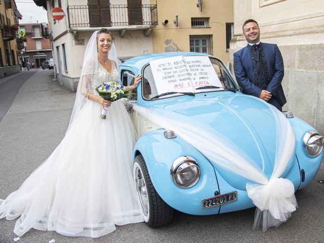 Il matrimonio di Maurizio e Elvira a San Francesco al Campo, Torino 13