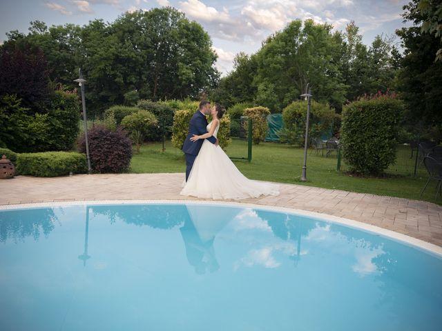 Il matrimonio di Maurizio e Elvira a San Francesco al Campo, Torino 17