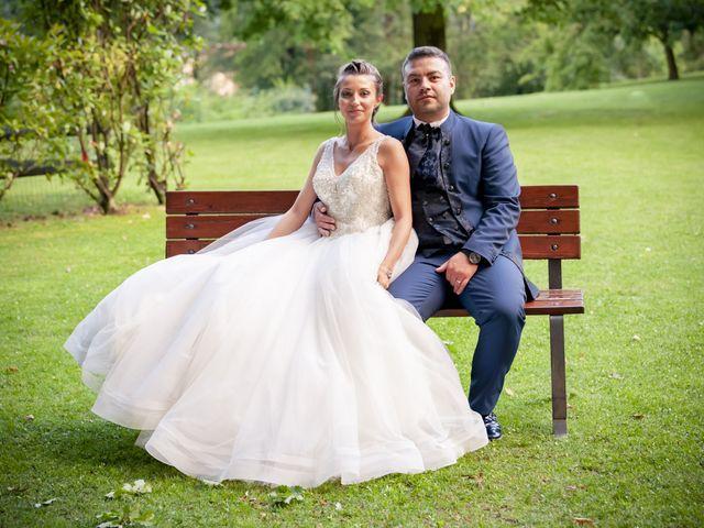 Il matrimonio di Maurizio e Elvira a San Francesco al Campo, Torino 20