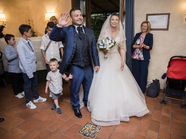 Il matrimonio di Maurizio e Elvira a San Francesco al Campo, Torino 27