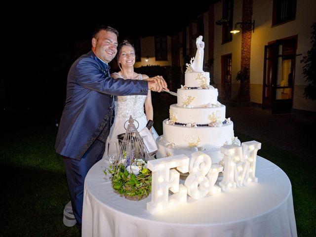 Il matrimonio di Maurizio e Elvira a San Francesco al Campo, Torino 40