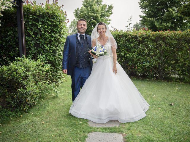 Il matrimonio di Maurizio e Elvira a San Francesco al Campo, Torino 45