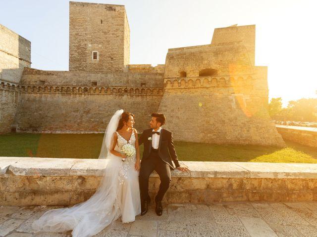 Il matrimonio di Valeria e Stefano a Bari, Bari 1