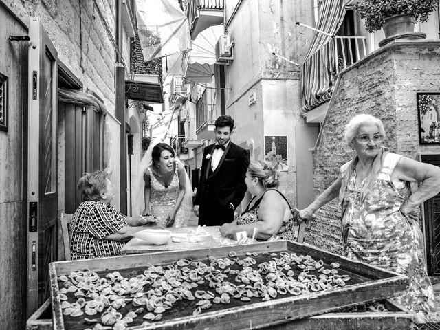Il matrimonio di Valeria e Stefano a Bari, Bari 34