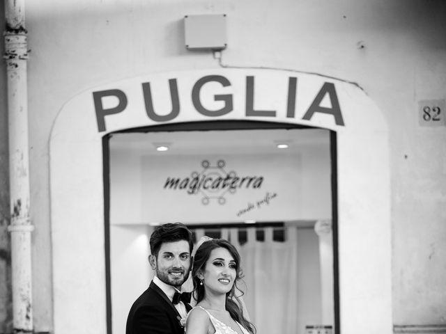 Il matrimonio di Valeria e Stefano a Bari, Bari 35