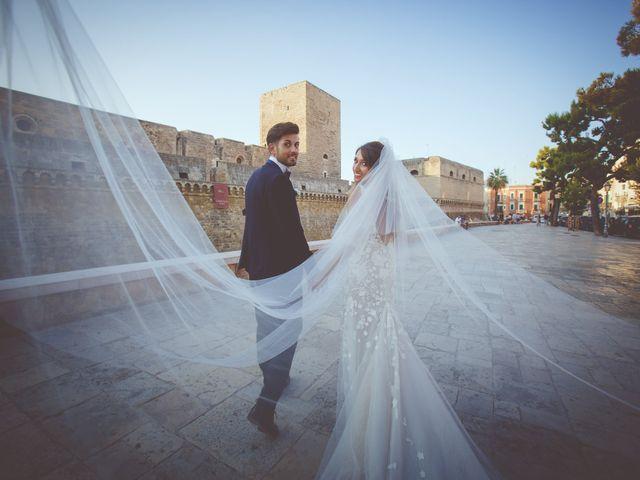 Il matrimonio di Valeria e Stefano a Bari, Bari 36