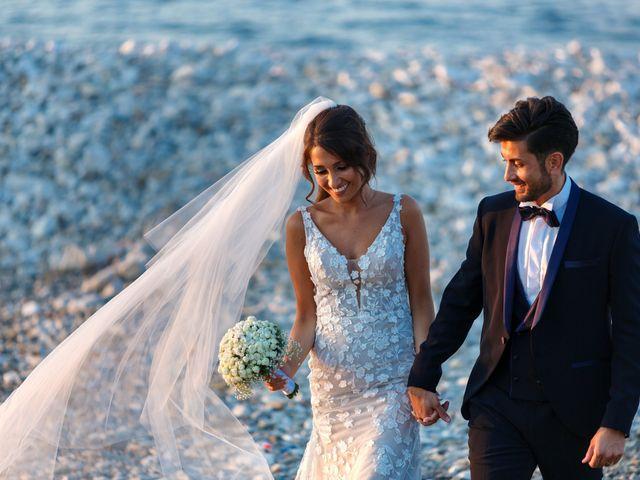 Le nozze di Stefano e Valeria