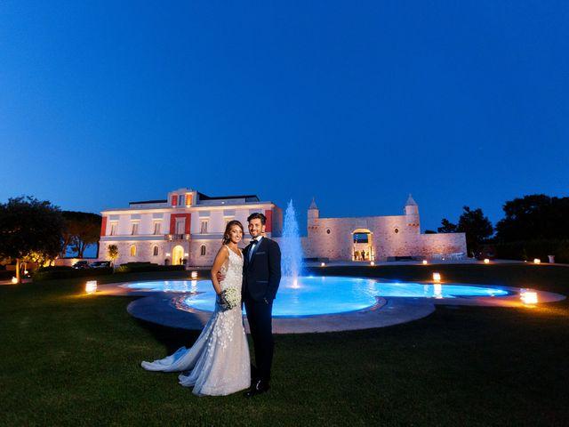 Il matrimonio di Valeria e Stefano a Bari, Bari 48