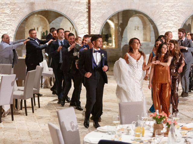 Il matrimonio di Valeria e Stefano a Bari, Bari 60