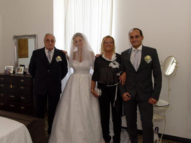Il matrimonio di Alessandro e Monica a Masone, Genova 22