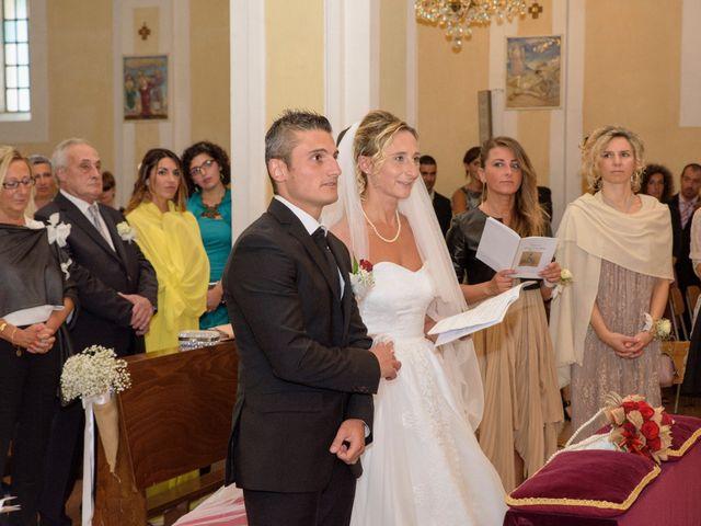 Il matrimonio di Alessandro e Monica a Masone, Genova 23