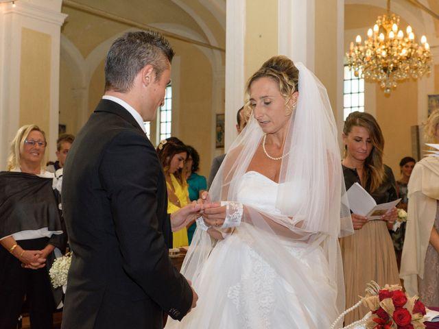 Il matrimonio di Alessandro e Monica a Masone, Genova 24