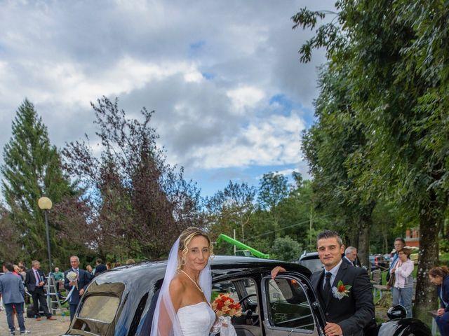 Il matrimonio di Alessandro e Monica a Masone, Genova 26