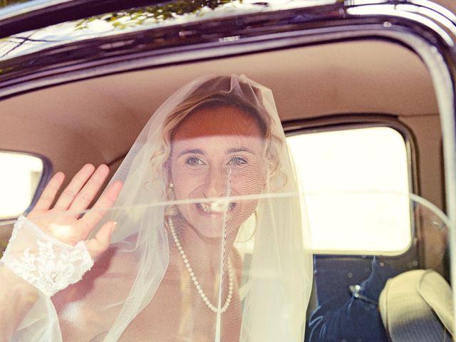 Il matrimonio di Alessandro e Monica a Masone, Genova 27