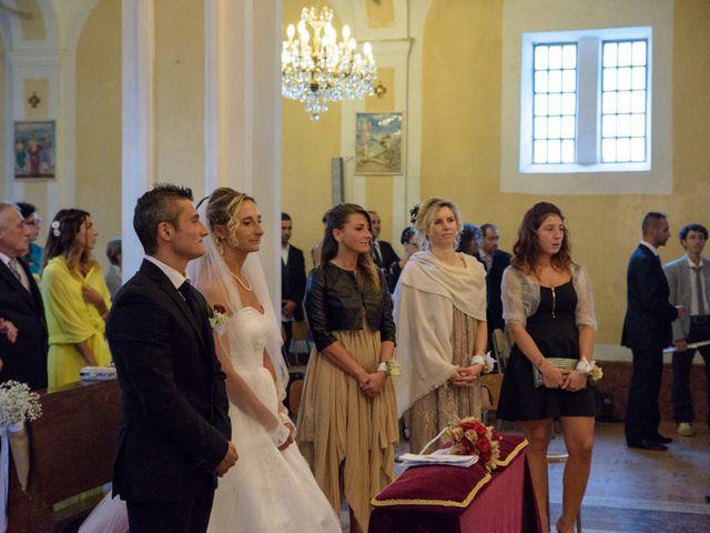 Il matrimonio di Alessandro e Monica a Masone, Genova 28