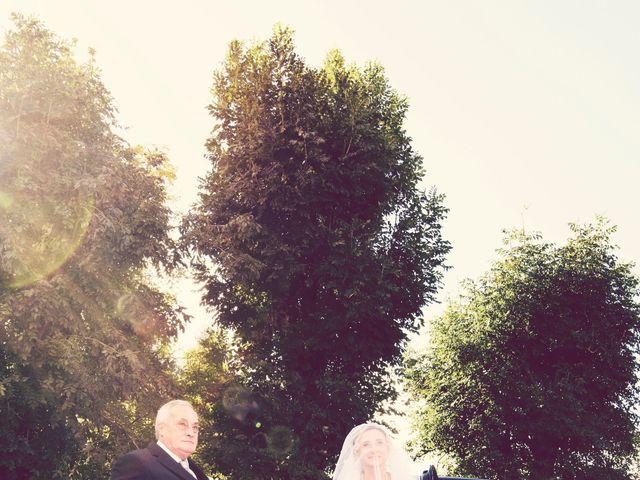 Il matrimonio di Alessandro e Monica a Masone, Genova 30