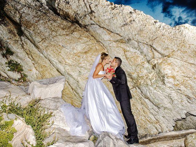 Il matrimonio di Alessandro e Monica a Masone, Genova 2