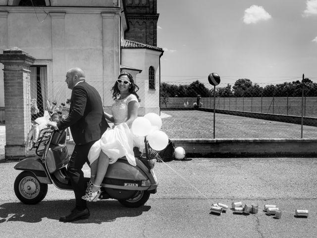 Il matrimonio di Alberto e Giulia a Reggio nell'Emilia, Reggio Emilia 10