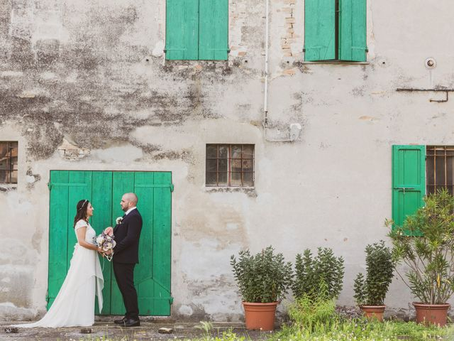 Il matrimonio di Alberto e Giulia a Reggio nell'Emilia, Reggio Emilia 19